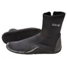 NEO6 Tall Zipper Boot